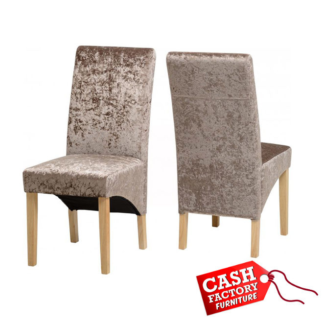 crushed velvet office chair g1 crushed velvet chair cash factory furniture 13643 | g1 chair 5 660x660